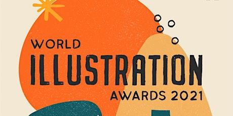 WIA2021 Celebration Programme: Illustrating Covid-19 tickets