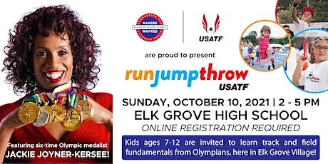 Run Jump Throw tickets