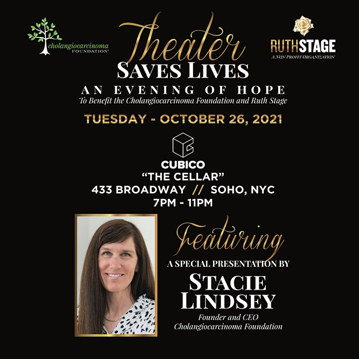 Theater Saves Lives: An Evening of Hope image