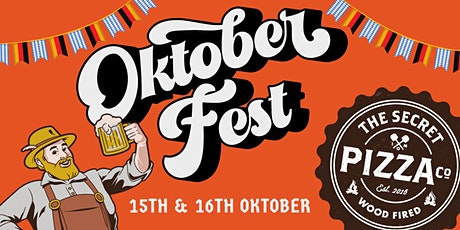 Oktoberfest @ Secret Pizza (FRIDAY) tickets