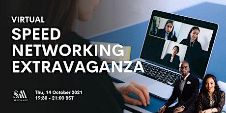 Self Made Speed Networking Extravaganza & Meet Up | Online tickets