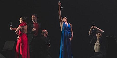 TODO LO BUENO OCURRE EN SILENCIO–Provisional Danza/Teatros del Canal–DANZA entradas