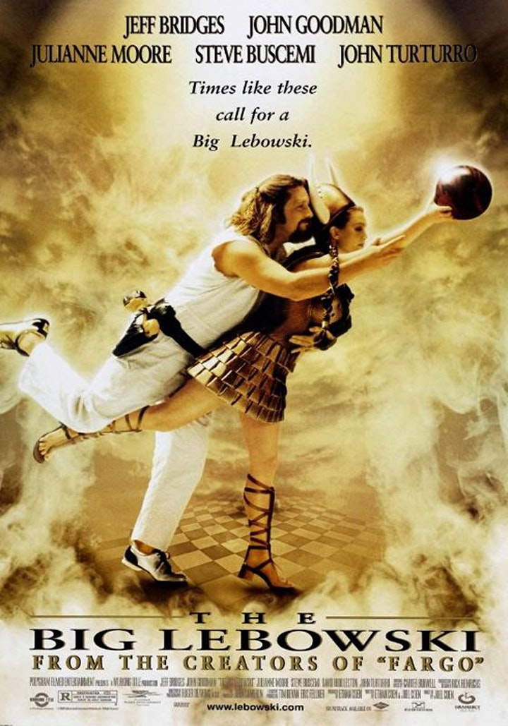 Space Oddities Presents - A Drive in Screening of The Big Lebowski image