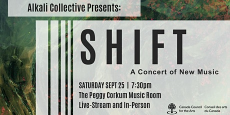 Alkali Collective Presents: SHIFT tickets