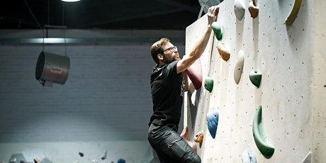 Never Stop London - Have You Ever strength trained for Climbing? tickets
