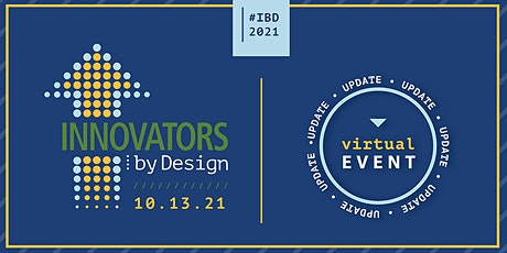 INNOVATORS by Design tickets