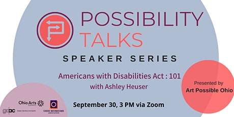 Americans with Disabilities Act 101 with Ashley Heuser tickets