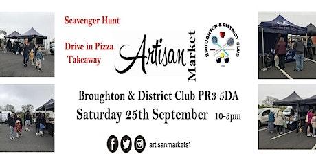 Artisan Market @ The Broughton & District club tickets