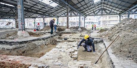 Archeologiedagen - Archeologisch onderzoek in de Antwerpse burchtzone tickets