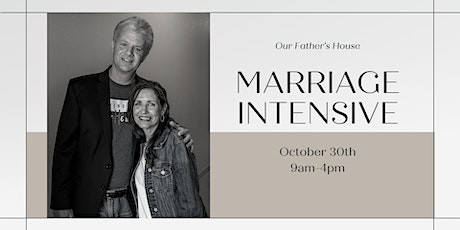 OFH Marriage Intensive tickets