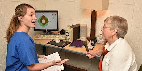 Audiology and Speech Pathology Freshman Advising tickets