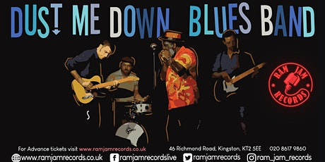 Dust Me Down Blues Band tickets