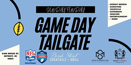 Gameday Tailgate Experience tickets