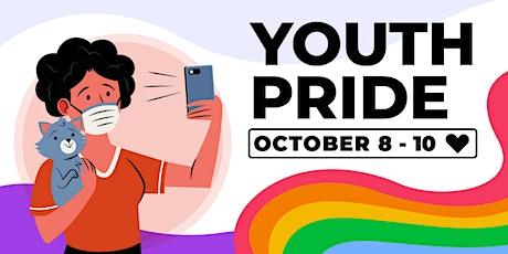 LGBTQ SAVES Youth Pride 202`1: Virtual Reality tickets
