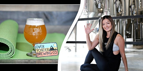 Brew and  Flow Yoga tickets