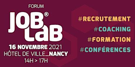 Forum JobLab des talents et de la transition numérique billets