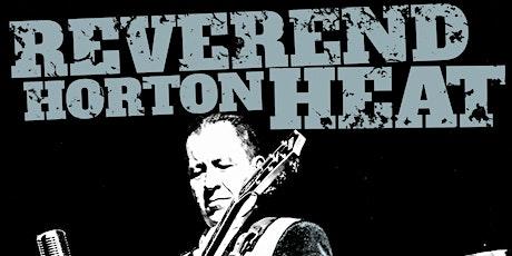 Reverend Horton Heat tickets