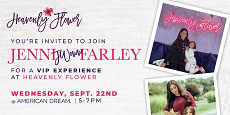 """VIP Shopping Event with Jenni """"JWoww"""" Farley tickets"""