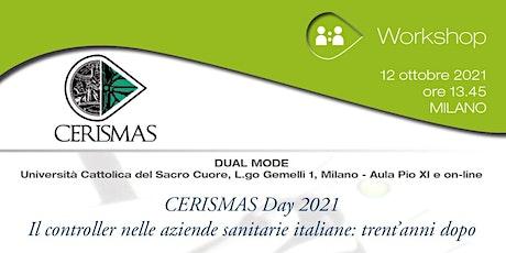 CERISMAS DAY 2021 biglietti