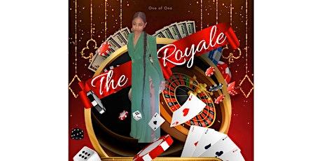 Tariya's Casino Royale Met Gala Birthday Party tickets
