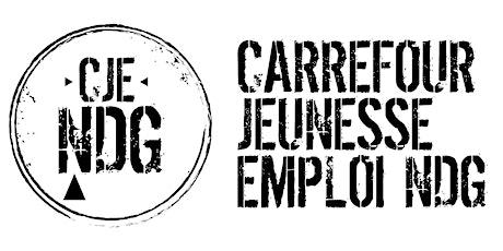 Taller Currículum y búsquedad de empleo en Quebec tickets