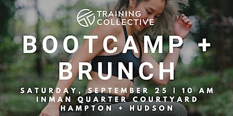Bootcamp + Brunch w/ Hampton + Hudson tickets