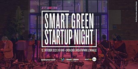 >SMART> GREEN Startup Night Tickets