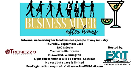 Business Mixer Hosted by EXIT Family First Realty tickets