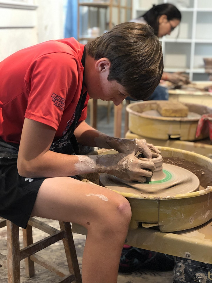 ART classes for kids ages 6-10 image