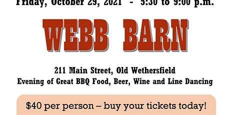 BBQ & BEER and LINE DANCING! tickets