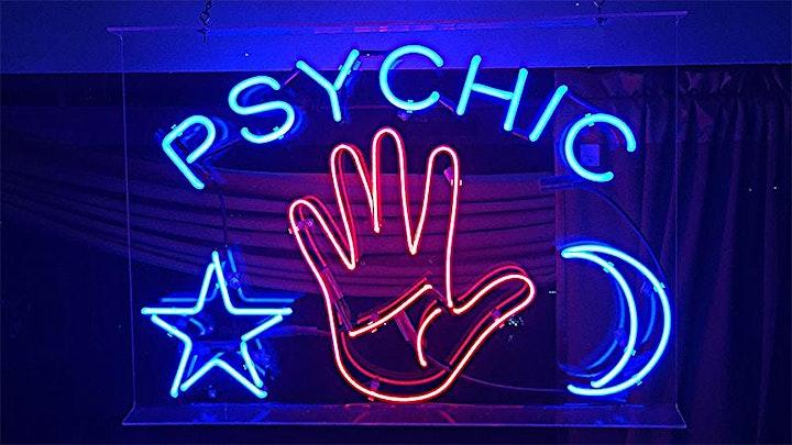 Coffee House Wavertree Psychic Night 31st October 2021 image