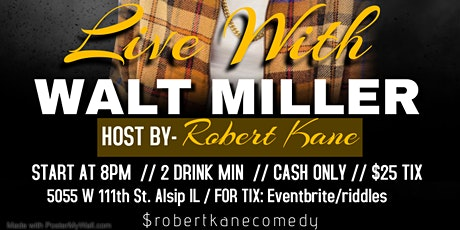 Riddles Sunday Night Funny by Robert Kane tickets