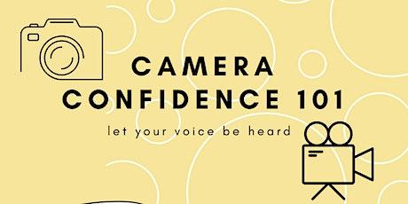 CAMERA CONFIDENCE 101 MASTERCLASS 3 RD EDITION tickets