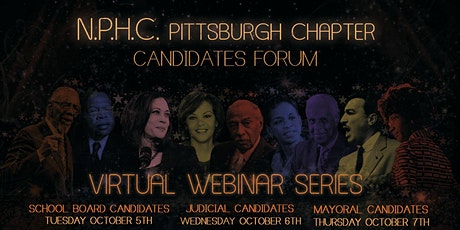 Candidates Forum  - NPHC Pittsburgh Chapter tickets