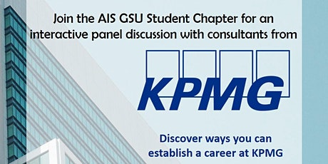 AIS GSU Leadership Engagement Series with KPMG tickets