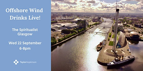 Offshore Wind Drinks Live - Wednesday 22 September tickets