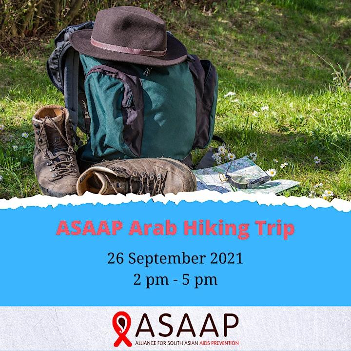 ASAAP Arab Hiking Trip || رحلة تنزه للمجموعات العربية image