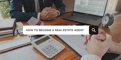 Virtual Real Estate Career Seminar tickets