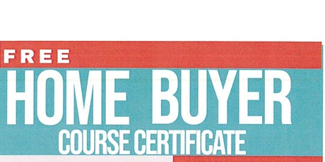 Home Buyer Certificate Course tickets