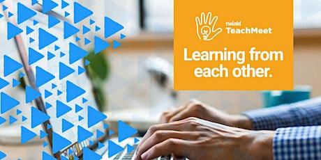 Twinkl Teachmeet Facebook Live - Geography Curriculum tickets
