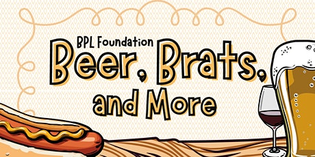 Beer, Brats, & More! tickets