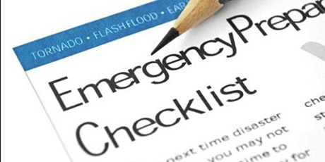 How to Develop an Emergency Action Plan tickets