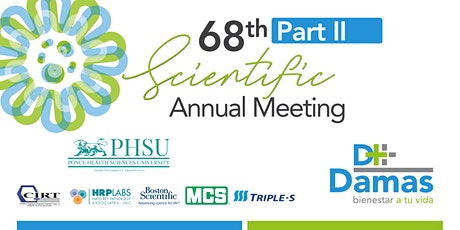 68th Scientific Annual Meeting Part II, Hybrid Edition 09.17.2021 tickets