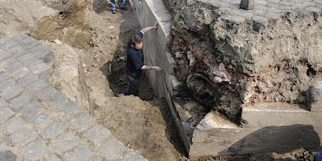Archeologiedagen - Archeologisch onderzoek aan de Sint-Michielskaai tickets