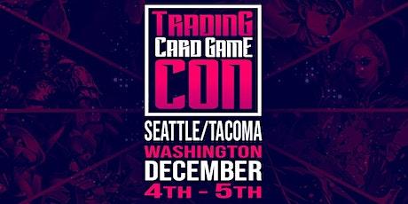 Trading Card Game Con Tacoma tickets