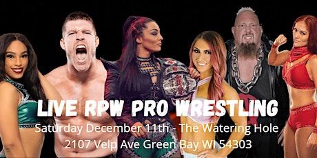 Ultimate Wrestling Trivia presents RPW DESTINY tickets