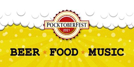 Pocktoberfest 2021 tickets