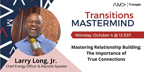 Mastering Relationship Building - The Importance of True Connections tickets