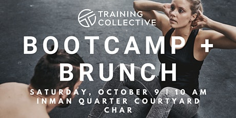 Copy of Bootcamp + Brunch w/ Char tickets