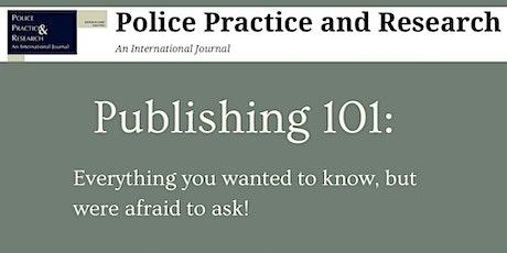 Publishing 101 tickets